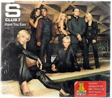 S CLUB 7 - HAVE YOU EVER (3 tracks plus video, CD single)
