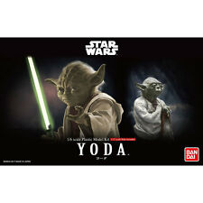Bandai Star Wars Yoda 1/6 scale kit Japan