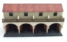 TRADE BLOCK  (Streets & Gangs of Rome) - 28mm  - ASSEMBLED MDF & HIGHLY PAINTED