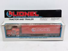 NEW Lionel O O27 Gauge Scale Tractor & Trailer Truck 12725       G6