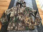 Boys Under Armour Realtree camo hoodie size YSM(EUC)