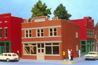 RIX PRODUCTS / SMALLTOWN USA HARDWARE STORE BUILDING Kit HO Scale 699-6006