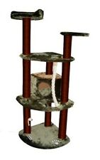 "*60"" TALL ""SPRUCE"" CAT TREE-*FREE SHIPPING IN THE UNITED STATES!*"