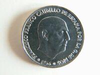 Moneda Francisco Franco 50 céntimos 1966 (74*) Sin circular