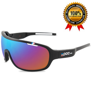 Polarized Sports Cycling Glasses Goggles Bike For Men Women Outdoor Sunglasses