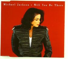 Maxi CD-MICHAEL JACKSON-will you be there-a4499