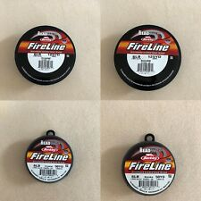 6lb Fireline Beading Thread, Crystal & Smoke, 50 yards,125 yards & 300 yards
