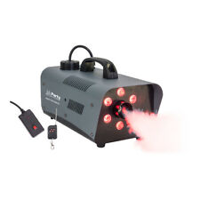 PLS Party Light & Sound Fog1200LED 1200W Smoke Fog Machine inc Wireless Remote D
