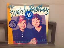 """The Everly Brothers-Born Yesterday 12"""" LP Mercury Rock 1986 Factory Sealed Mint"""