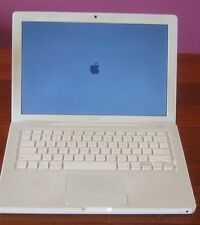 "APPLE MACBOOK 13"" INTEL CORE 2 DUO 2.4 Ghz 2 GIG 160 HDD dvd/rw Lion 10.7.5"
