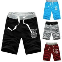 Mens Male Sport Short Pants Gym Trousers Jogging Trousers Shorts - FREE SHIPPING