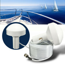 5 Meters GPS Active Marine Navigation Antenna With BNC Male Plug Connector 5m