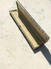 Bracelet Box Antique 1940s Jewellery Case (6454J)