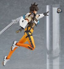 Figma#352 Overwatch Tracer 14cm Action PVC Figure Loose Toys