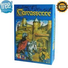Carcassonne An English Board Game 2-5 Players Card Game For Party Family Friends