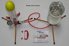 Water Rocket System, Water Rocket Launcher, Rabbit Rockets, Water Rocket