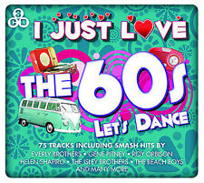 Various Artists - I Just Love the '60s (2013)