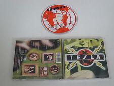 TESLA / Psychotic Supper (GEFFEN GE (F) d 24424) CD Album