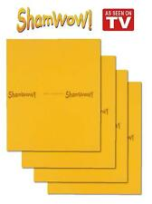 Shamwow Super Absorbent Towels Original Sham-wow from Germany - Large Set