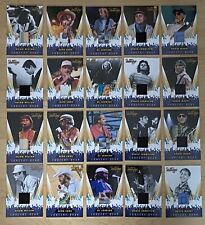 2013 Panini The Beach Boys Complete Set of All 20 Concert Gear Memorabilia Cards
