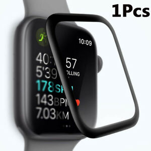 3D Tempered Glass Watch Screen Protector 38/42/40/44mm For Apple iWatch 4/3/2/1