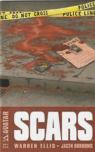 Scars #1A (2002) Avatar Comics