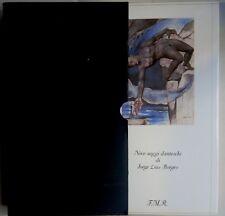 NOVE SAGGI DANTESCHI Editore Franco Maria Ricci