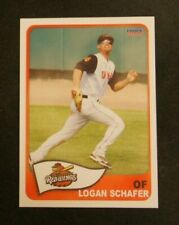 2016 Choice, Rochester Red Wings - LOGAN SCHAFER