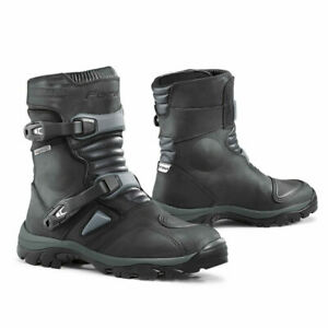 motorcycle boots   Forma Adventure Low UNBOXED riding adv waterproof brown black