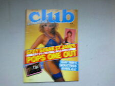 """REVUE ANGLAISE """"CLUB INTERNATIONAL""""  EROTIQUE VOLUME 13  NUMBER 2*"""