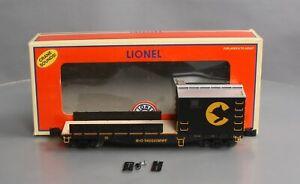 Lionel 6-29833 Chessie Crane Sounds Boom Car w/Crane Sound Effects/Box
