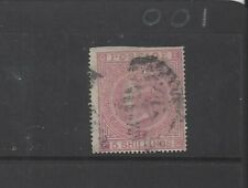 SG 126 5s Rose plate 2 used
