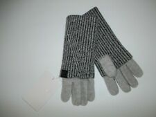 The North Face Grey CRYOS Cashmere Fold Over Gloves Womens Size M / L