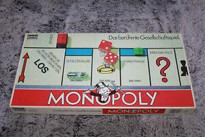 Monopoly DM Version alte Ausgabe Parker, Made in France