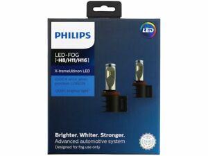 For 2012, 2014, 2016-2017 Mitsubishi i MiEV Fog Light Bulb Front Philips 29177TW
