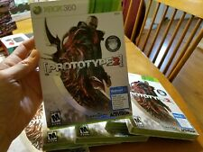 Xbox 360 Prototype 2 WALMART LIMITED RADNET EDITION BRAND NEW FACTORY SEALED