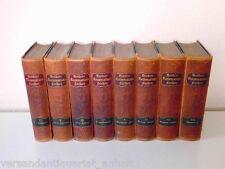 Herders Konversationslexikon, 3. Auflage, 8 Bände (A bis Z)