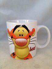 Disney Tigger 'Peek a Boo!' Winnie the Pooh Mug White