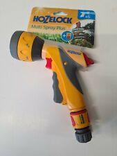 More details for hozelock multi spray gun plus 2684 x6 spray + connector