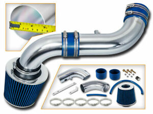 Short Ram Air Intake Kit + BLUE Filter for 07-09 Dodge Nitro 3.7L V6