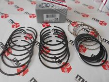 Engine Piston Ring Set ITM - fits 81-83 Nissan 280ZX 2.8L-L6 Including Turbos