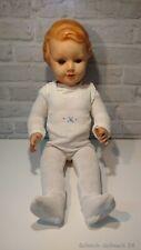 Cellba Puppe Nr. 50 um die 1950er Jahre - ca. 50cm #30424#