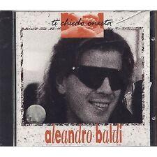 ALEANDRO BALDI - Ti chiedo onesta' - DANILO AMERIO CD SIGILLATO SEALED