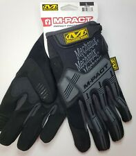 Mechanix Wear M-Pact Gloves Size Large 792197 Touchscreen Capable New