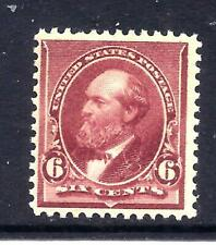 US Stamps - #224 - MNH - 6 cent Garfield Issue - CV  $160