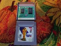 World Cup 98 (Nintendo Game Boy) - GB - Cartridge Only!