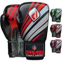 Farabi FARTECH Boxing Gloves MMA Muay Thai Training Punching Bag Training Gloves