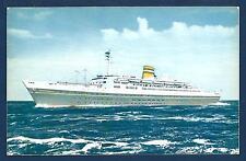 SS STATENDAM Holland-America Line Passenger Liner