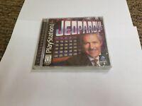 Jeopardy (Sony PlayStation 1, 1998) ps1 new