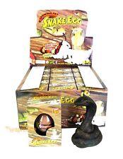 12 Pcs Growing Pet Egg Snake Hatch Toy Hatching Animal Magic Hatchem Display Box